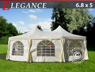 party tent 6.8 x 5.0 m for sale